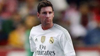 """Transferul care ar fi schimbat total fotbalul din ultimul deceniu! Florentino Perez a dezvaluit cum putea ajunge Messi la Real Madrid: """"Unul dintre galactici!"""""""