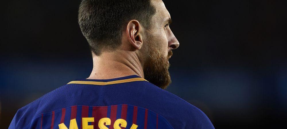 Ultimele vesti despre contractul lui Messi cu Barca! Anuntul facut de club dupa cele 3 goluri date cu Espanyol