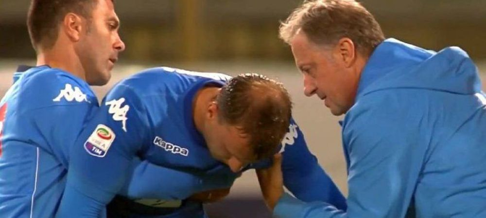 Chiriches a primit verdictul dupa accidentarea urata din ultimul meci. Ce se intampla cu fundasul