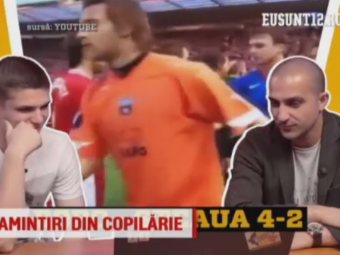 Amintirile il chinuiesc! Petre Marin a revazut alaturi de fiul sau, Razvan, meciul Steaua - Boro! Cum a trait juniorul partida
