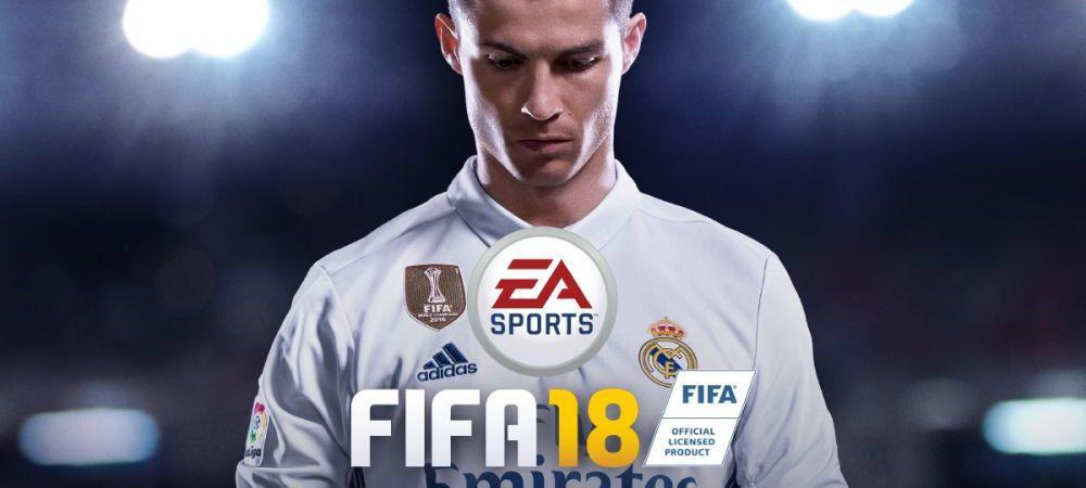 TOP 10 jucatori in FIFA 18! Real Madrid DOMINA topul, Ronaldo e peste Messi! Vezi lista