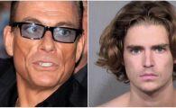 Fiul lui Jean Claude Van Damme, arestat pe loc de politistii care au intervenit la un apel de urgenta! Ce au gasit in apartamentul sau
