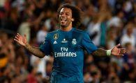 Marcelo isi poate incheia cariera la Real Madrid! Brazilianul a semnat un nou contract si va juca pe Bernabeu inca 5 ani