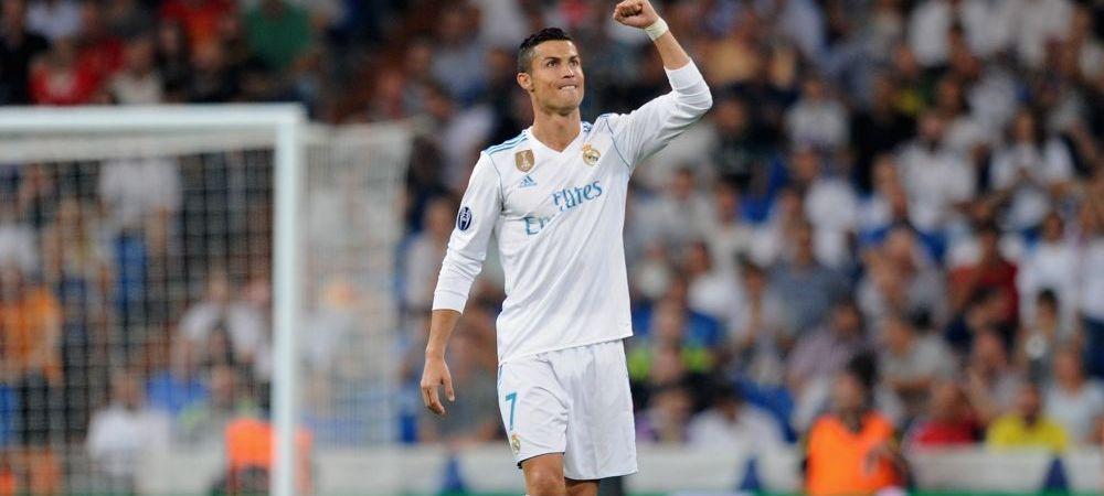 """Aroganta lui Cristiano Ronaldo dupa un nou record: """"Liga Campionilor este competitia lui Real Madrid!"""""""