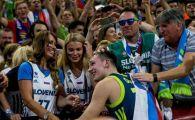 Surpriza uriasa in Eurobasket: campioana europeana Spania, eliminata in semifinale de Slovenia! De 12 ani n-au mai pierdut spaniolii la 20 de puncte diferenta