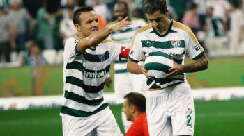 Nu te joci cu Motanu'! :) Inca un gol pentru Stancu in Turcia. VIDEO: cum a marcat