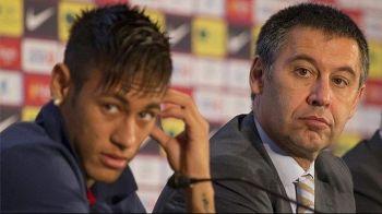 Nu uita si nu iarta! Seful Barcelonei, bucuros ca PSG a ajuns in atentia UEFA. Ce spune despre transferul lui Neymar