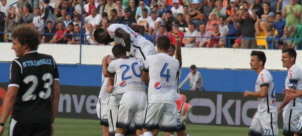 VIITORUL 3-0 JUVENTUS! Gol si pasa de gol pentru Eric! Gaz Metan 0-0 Astra
