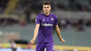 """""""Fiorentina a vrut sa-l imprumute!"""" Devaluirile Gazzetei dello Sport despre Ianis Hagi! De ce nu joaca"""