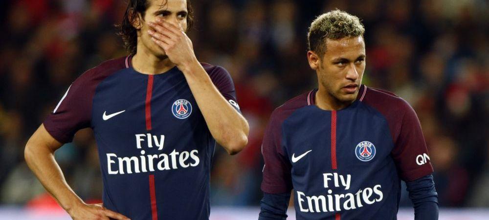 BOMBA! Neymar, EXCLUS din lotul lui PSG! Pedeapsa drastica pentru scandalul cu Cavani