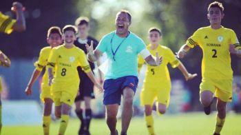 Romania, a patra in lume la Mondialul Pustilor: cea mai buna performanta obtinuta de pustii Luceafarului in istoria participarilor la Danone Nations Cup