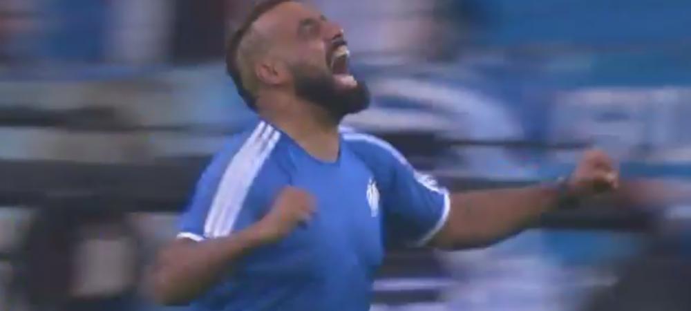 Momentul VIETII pentru un fan Marseille! Clubul l-a lasat sa dea lovitura de start, dar el a avut alt plan! VIDEO GENIAL