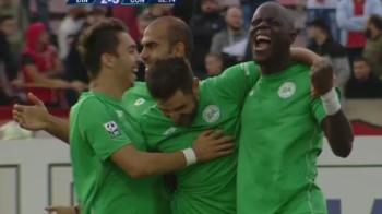 """BUMBA CU HIDROGEN""! Gol uluitor marcat de Bumba, la o saptamana dupa ce l-au dat afara. Dinamo 2-3 Chiajna"