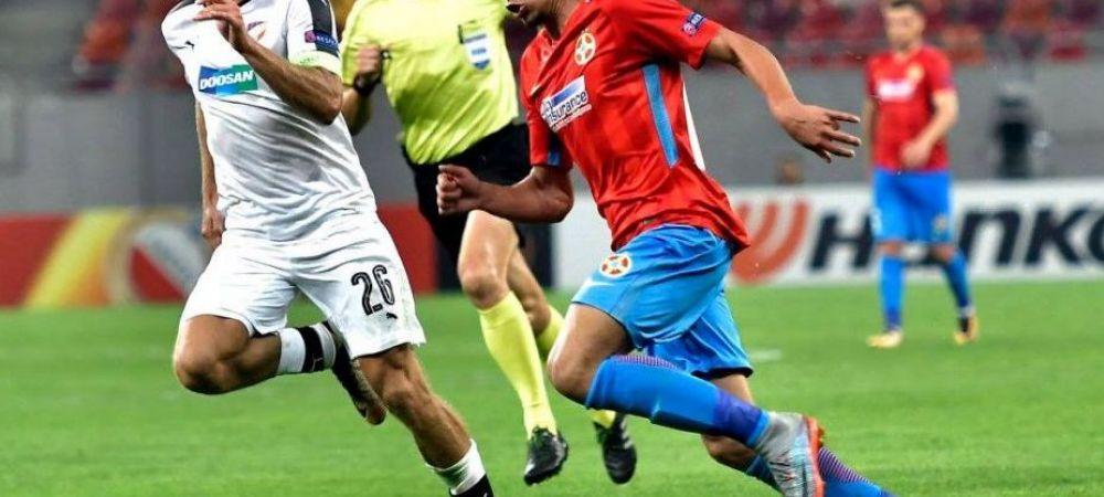 """""""Coman are o problema cu care a venit de la Viitorul"""" Dezvaluirea facuta de Dica, inainte de meciul cu Lugano"""