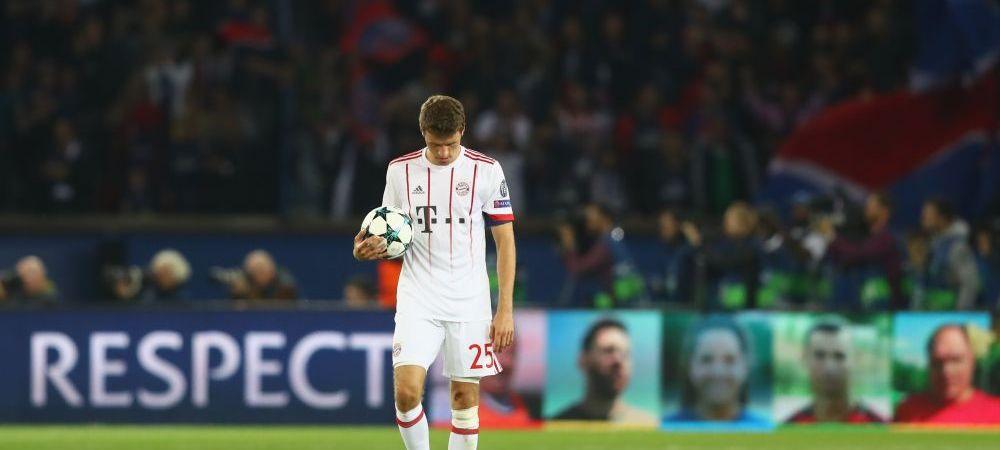 """""""Asta NU a fost Bayern Munchen!"""" Rummenigge ii critica dur pe jucatori dupa jocul CATASTROFAL de la Paris! L'Equipe: """"Avertisment pentru Europa!"""""""
