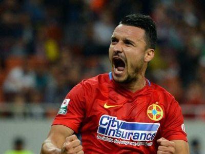 Budescu, nominalizat pentru a doua oara la jucatorul etapei din UEL:  se lupta cu Theo Walcott, legendarul Emre si un fotbalist de 30 milioane de la Milan