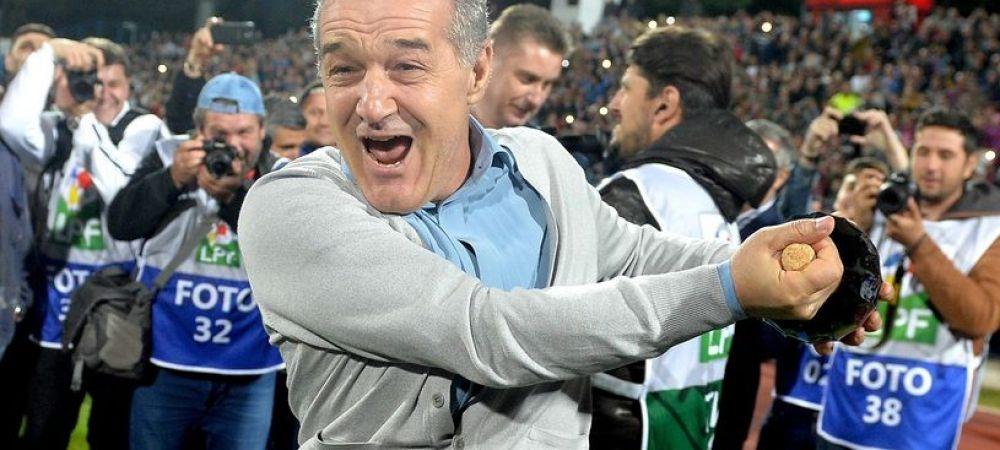 """Inca un transfer pe axa Viitorul - Steaua?! Becali, de neoprit! Vrea inca o perla de la Hagi: """"Sa fie atent ce joaca"""""""