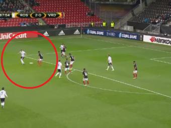 LORDUL s-a intors! Bendtner, assist genial in Europa League: danezul a dat si un gol pentru Rosenborg   VIDEO