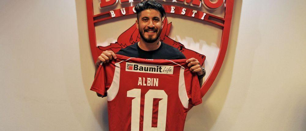 """Albin a vorbit pentru prima data: """"Ii facea toate schimbarile lui Contra, nu e normal! N-am luat NICIUN BAN la Dinamo!"""" Dezvaluiri incredibile"""