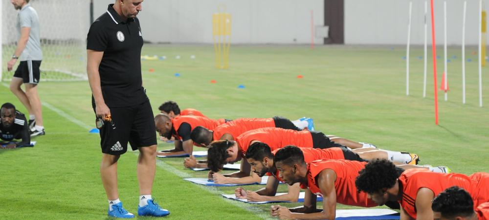Start perfect de sezon! Echipa lui Reghecampf e pe primul loc in campionatul din Emirate. VIDEO