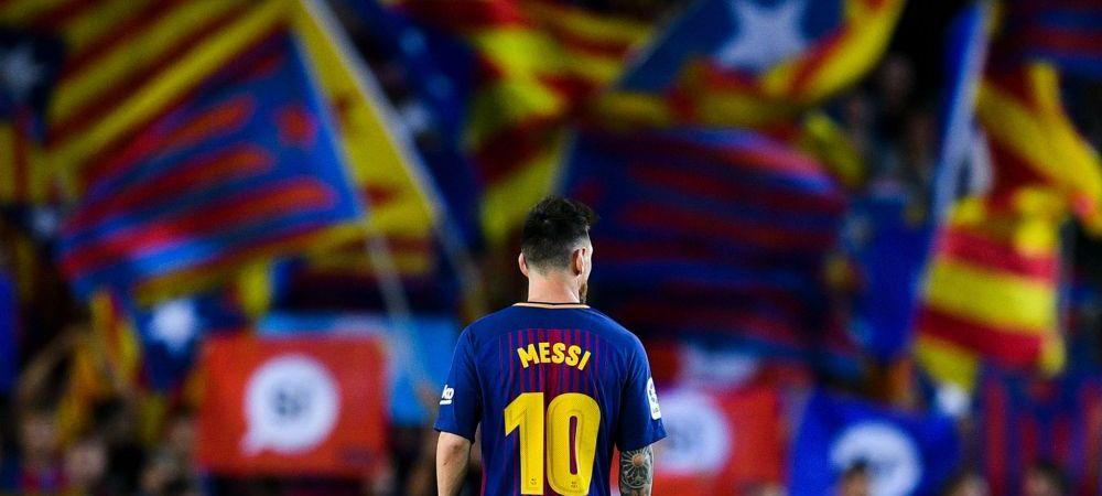 """Ce inseamna """"Visca Catalunya Lliure!"""" pentru sportul spaniol! Cat de mult are de pierdut Spania in cazul separarii"""