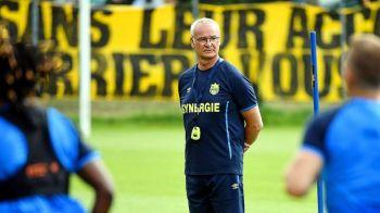 Ranieri, in fata unui nou miracol! Nantes are cel mai bun start de sezon din ultimii 18 ani! Cum il ajuta Tatarusanu