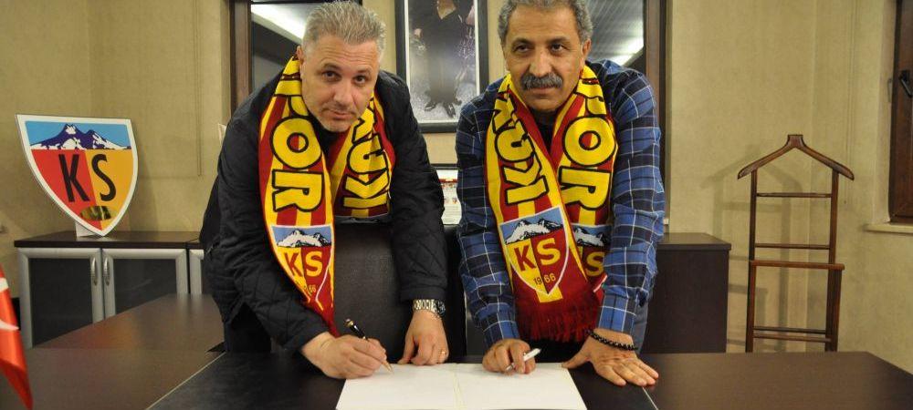 OFERTE pentru Sumudica, dupa ce a urcat pe 2 cu Kayserispor. Cine l-a sunat pe antrenor