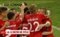 "Steaua a egalat-o pe CFR Cluj in clasamentul penalty-urilor: ""S-a compensat!"" Dan Petrescu il propune pe Culio in nationala Romaniei"