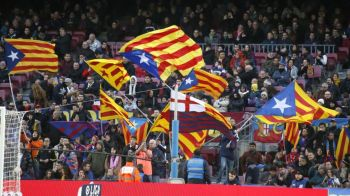Ziua in care fotbalul se opreste: catalanii anunta greva generala; dupa Barca, Espanyol si Girona s-au alaturat demersului