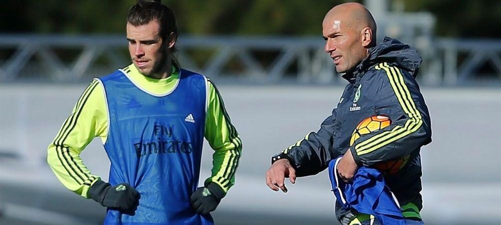 O noua lovitura pentru Zidane! Bale s-a accidentat din nou si va lipsi o luna