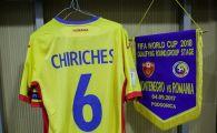 Vlad cel Odihnit! Romania e singura echipa din grupa al carui capitan este rezerva la echipa de club