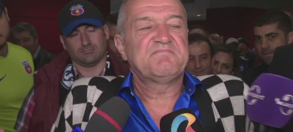 "Anunt INCREDIBIL al lui Becali: ""Vreau sa CASTIGAM Europa League si sa mergem in Liga de acolo!"" Planul de zeci de milioane anuntat la Steaua"