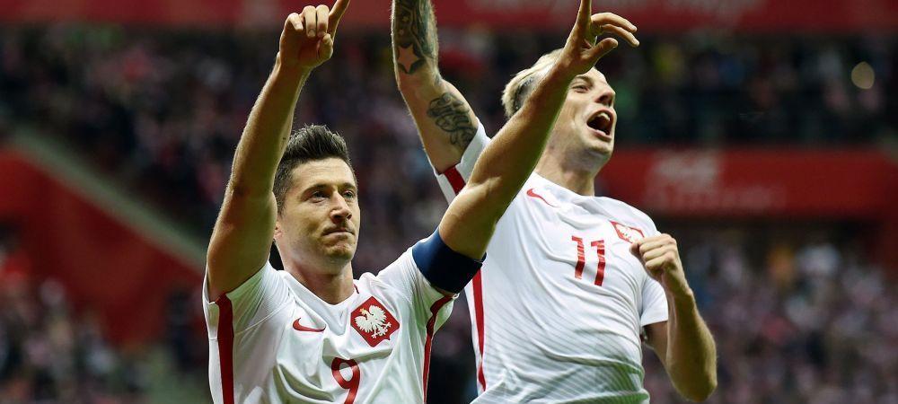 Armenia 1-6 Polonia! Lewandowski, record SENZATIONAL in grupa Romaniei! Irlanda de Nord 1-3 Germania! Muntenegru 0-1 Danemarca