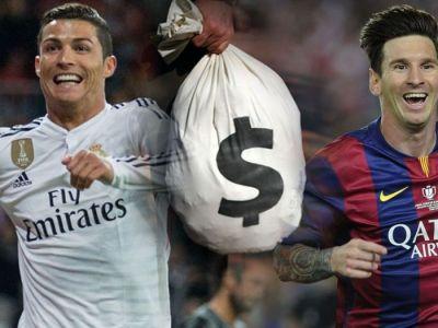 Messi a prins cu greu TOPUL clauzelor de reziliere din fotbal: un coleg de la Barca e peste el, la fel si pustiul Ceballos, de la Real. Clasamentul