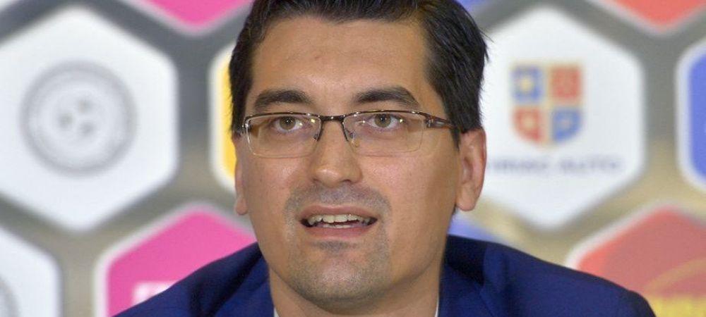 """Burleanu le-a raspuns contestatarilor: """"Comportamentul galeriilor nu il vrem pe stadioane!"""" Ce a spus despre Daum si Contra"""