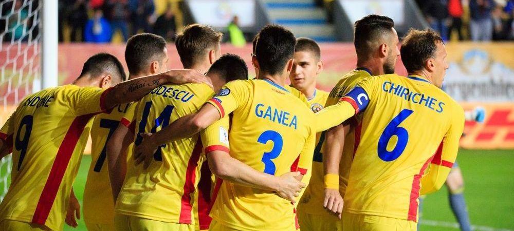 """Mai castiga si baietii nostri, dar doar daca stai cu Gurita pe ei!"" Gabi Chirea dupa Romania - Kazahstan"