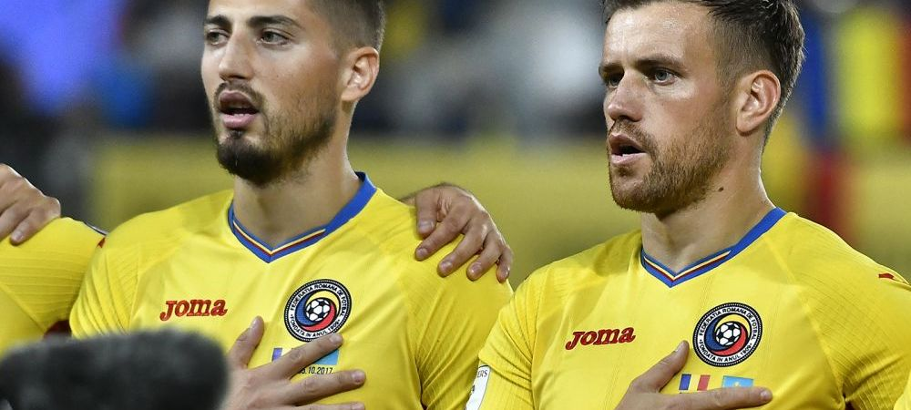 O noua veste proasta pentru Dica: Pintilii s-a accidentat la nationala! El si Grozav au ramas acasa!