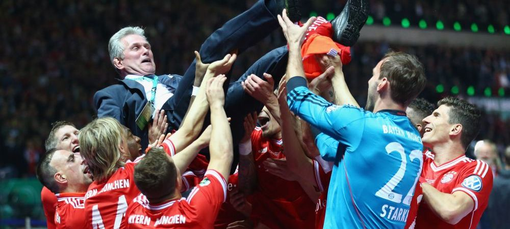 BREAKING NEWS | Bayern si-a anuntat noul antrenor: revenire soc a omului care a castigat TOTUL cu echipa bavareza