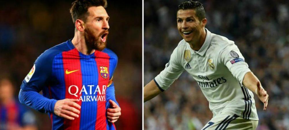 Egalitate imperfecta. Messi si Ronaldo au amandoi cate 812 goluri + assisturi! Cine a marcat de mai multe ori