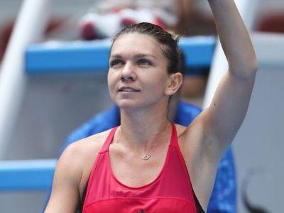 "3 BALAURI ucisi in China: Sharapova, cosmarul Ostapenko si spaima de a fi lider mondial! PRIMA REACTIE a Simonei Halep: ""Multumesc China, multumesc Romania!"""