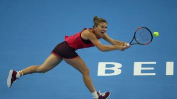 Ce urmeaza pentru Simona Halep dupa Beijing: doua saptamani de pauza in care tine locul 1 WTA, apoi BATALIA CAMPIOANELOR