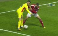 "GENIALUL Budescu a lovit si la Copenhaga! Faza ""a la Neymar"" cu care a ridiculizat un adversar: FOTO"