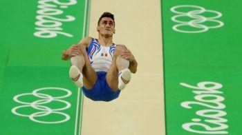 Singurul roman intr-o finala pe aparate la Mondiale a ratat medalia: Dragulescu, pe 4 la sarituri