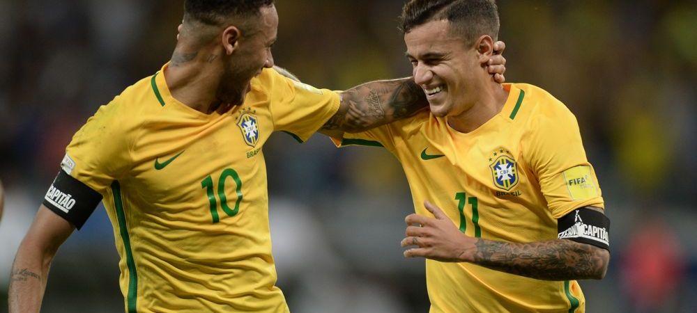 Neymar catre Coutinho: NU te duce la Barcelona! Catalanii se reorienteaza! Ce jucator vor sa transfere