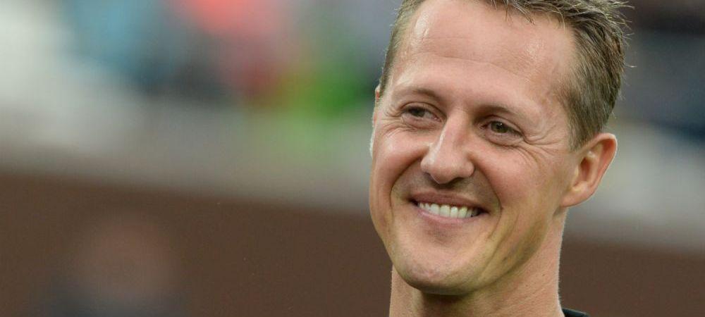 CUVANTUL care le da speranta fanilor lui Schumacher! Anuntul facut de purtatoarea lui de cuvant