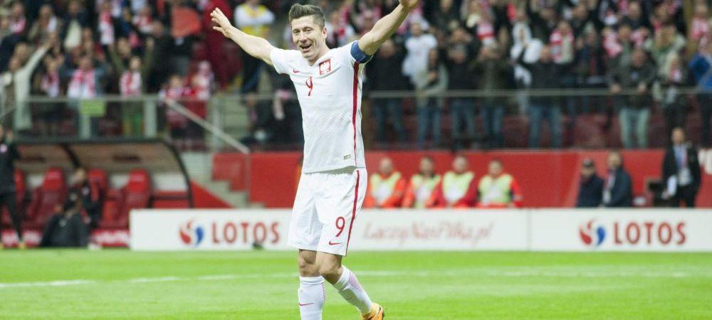 "Lewandowski, RECORD ALL TIME in preliminarii: 16 goluri! Si-a criticat imediat colegii: ""E inadmisibil asa ceva!"""