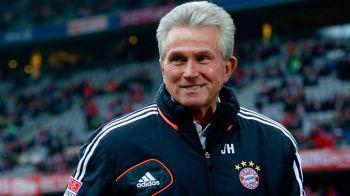 Bayern si-a prezentat azi antrenorul! Heynckes revine pentru A 4-A OARA la Munchen
