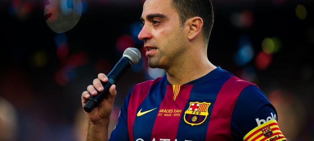 SURPRIZA   Xavi renunta la cariera de jucator si devine selectioner: ar putea debuta DIRECT la Cupa Mondiala