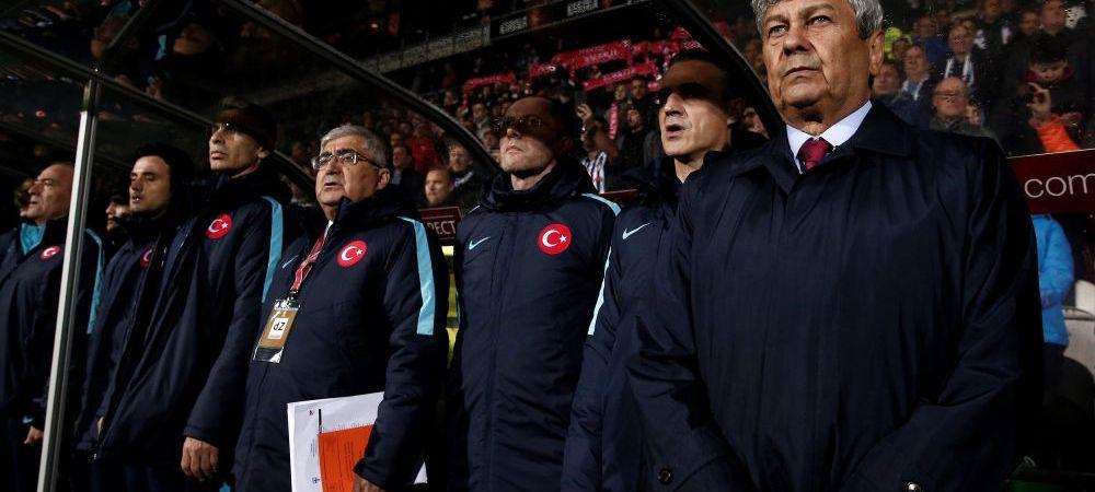"""""""Eu sunt vinovat, nu jucatorii!"""" Mircea Lucescu, atacat de Galatasaray dupa ce Turcia a ratat calificarea la Mondial"""