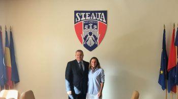 """""""Transfer"""" de marca pentru CSA! Ros-albastrii au legitimat un sportiv de top"""
